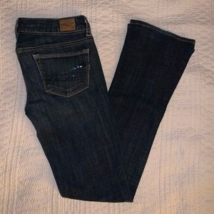 "American Eagle ""Skinny Kick"" jeans - 4 reg"